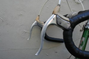 1959 Helyett Speciale brake levers