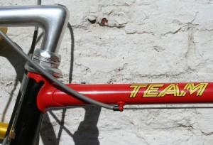 1978 Raleigh Team front LH