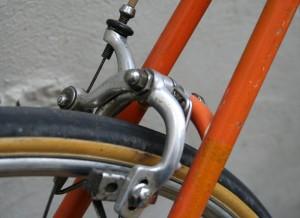 1969 Holdsworth Professional rear brake calliper