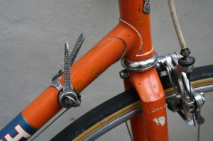 1969 Holdsworth Professional gear shifters