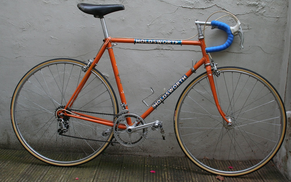 1969 Holdsworth Campagnolo Team Bicycle