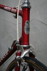 1984 Gazelle head tube