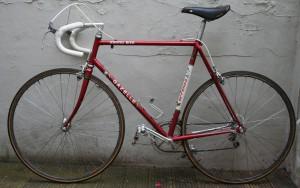1984 Gazelle LH side