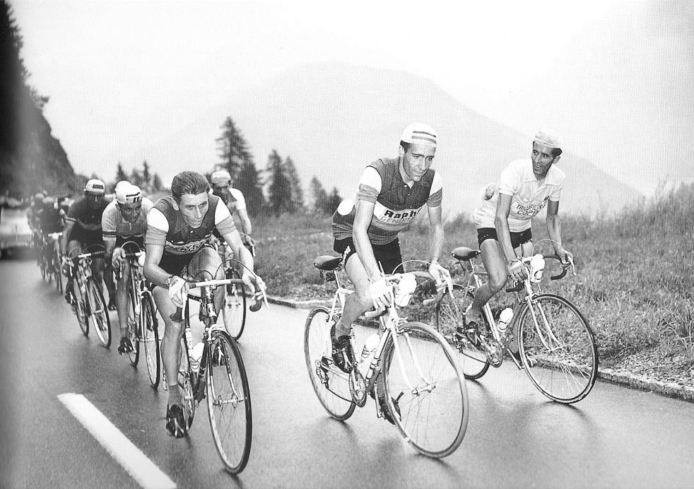 Anquetil in the 1959 Tour de France