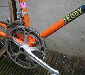 1972 Eddy Merckx crdankset