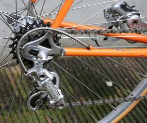 1972 Eddy Merckx rear derailleur