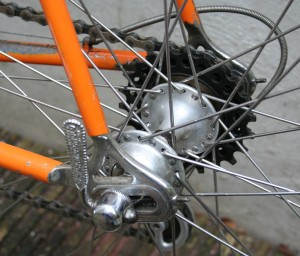 1972 Eddy Merckx rear hub