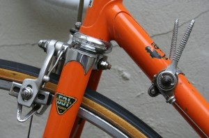 1972 Eddy Merckx fork crown