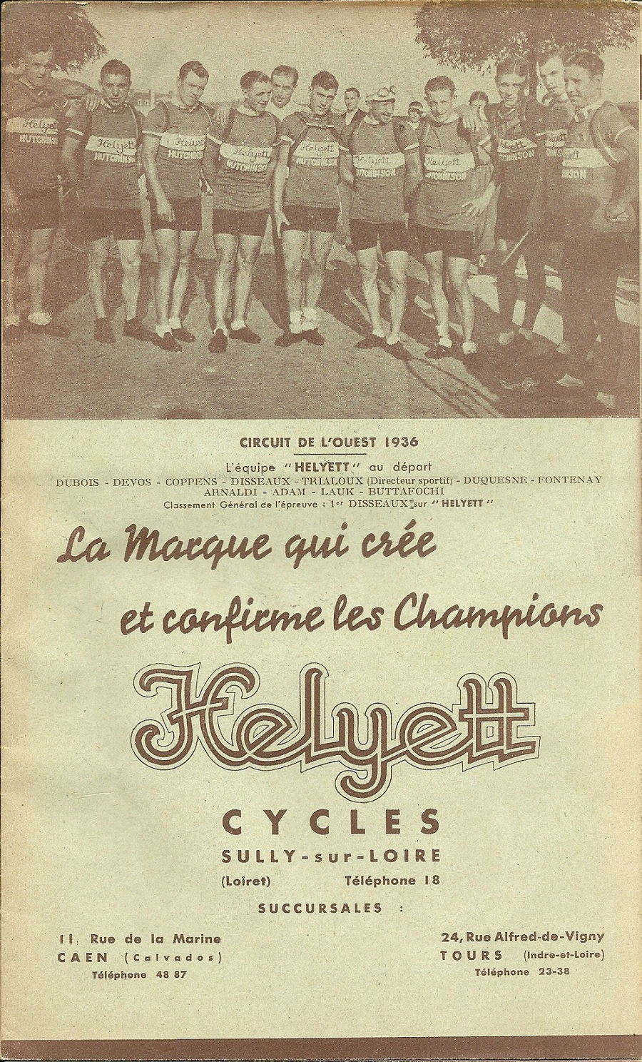 1937-Helyett-Catalogue Front Page
