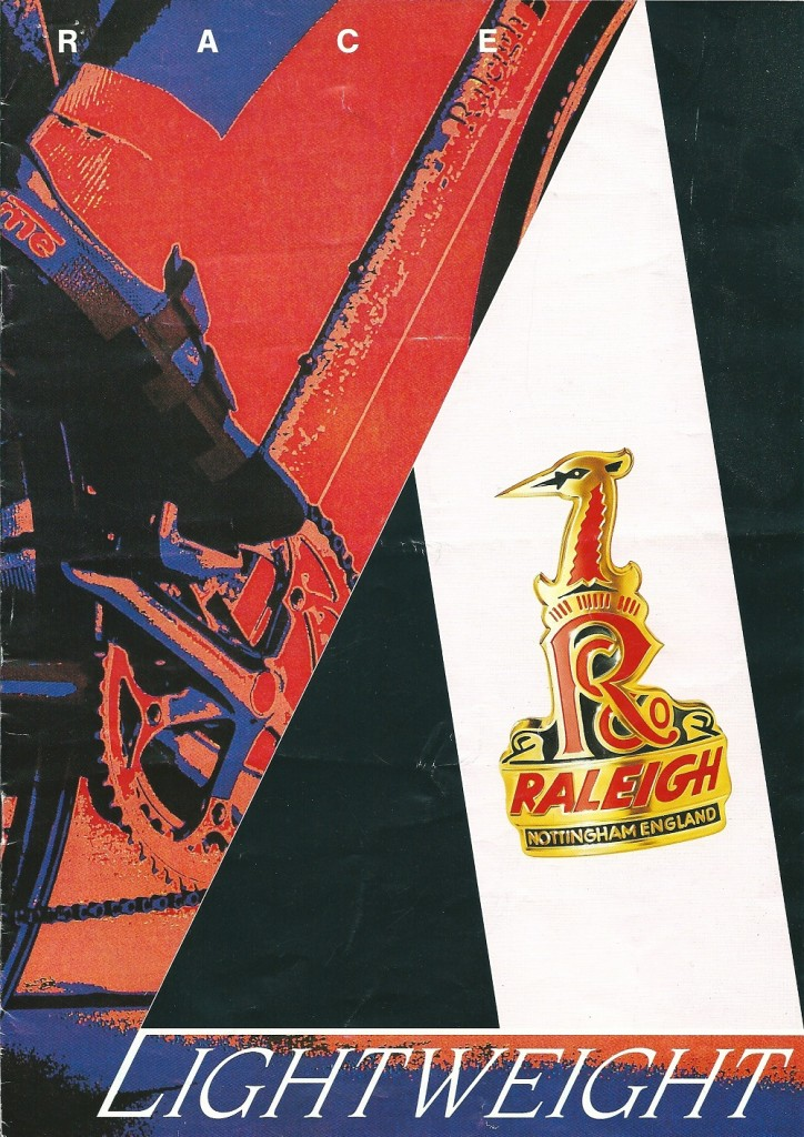 1990 Raleigh Catalogue (1)