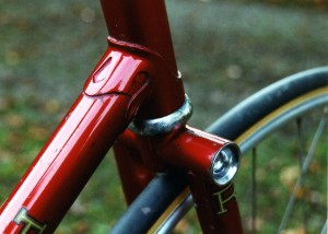 Raleigh Track Fork Crown