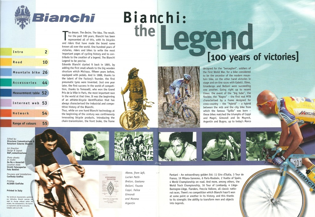 2000 Bianchi Catalogue - pp02-03