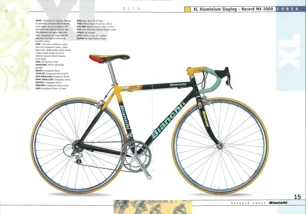 2000 Bianchi Catalogue - pp14-15