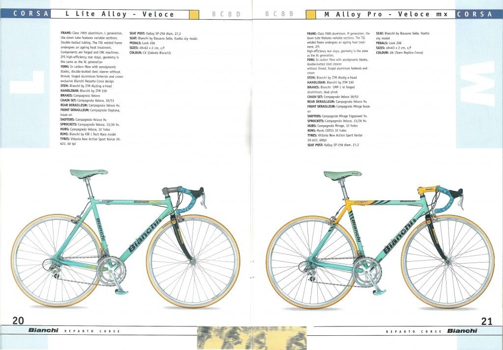 2000 Bianchi Catalogue - pp20-21