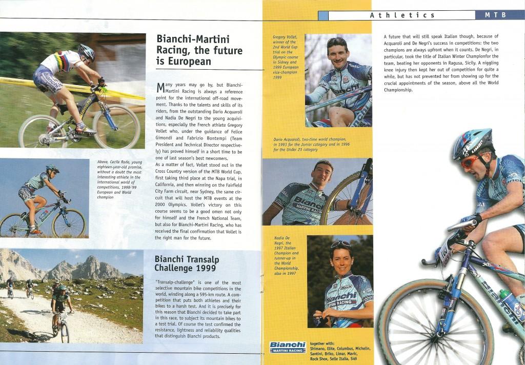 2000 Bianchi Catalogue - pp26-27