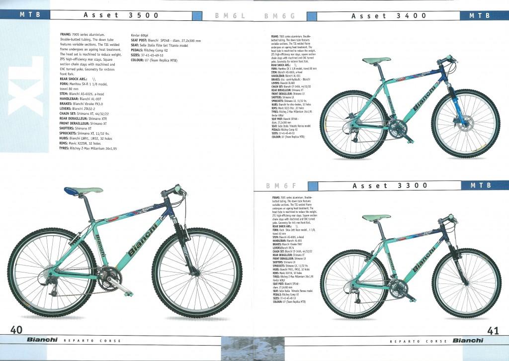 2000 Bianchi Catalogue - pp40-41