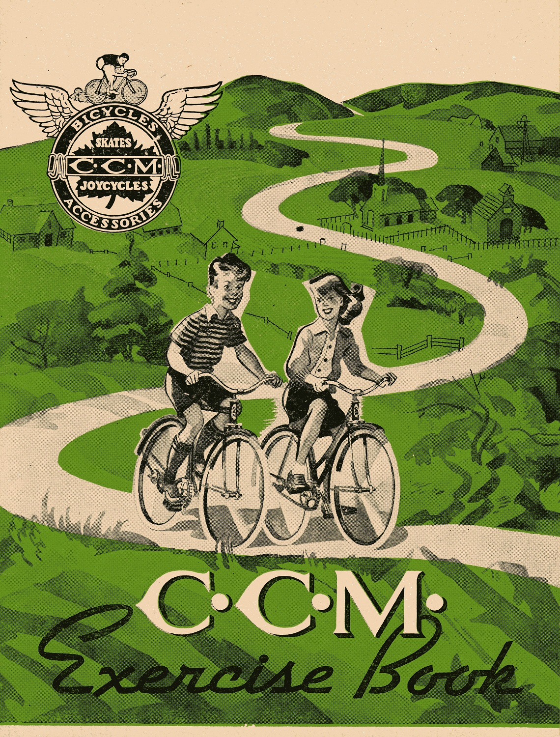 CCM exercise book 1
