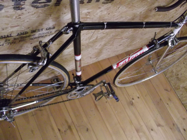 That falcon san remo vintage bicycle not leave!