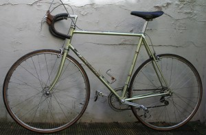 1978 Motobecane Tour de France Model