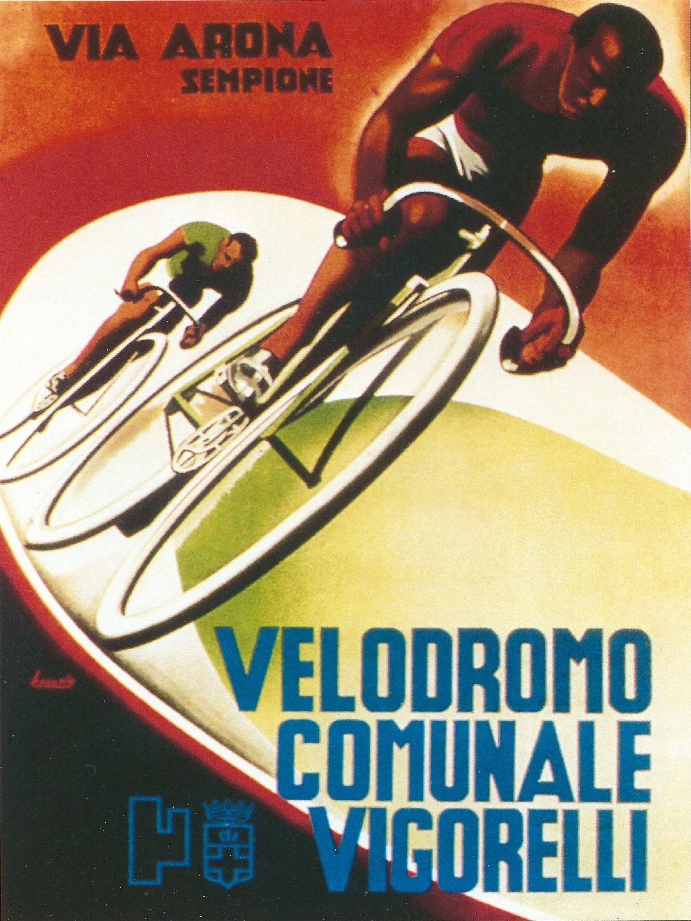 Velodromo Vigorelli Poster
