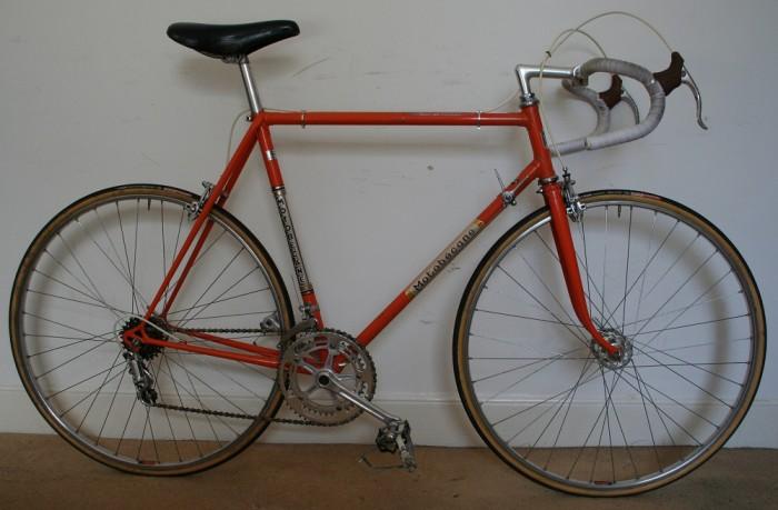 Circa 1971 Motobecane Tour De France Racing Bike