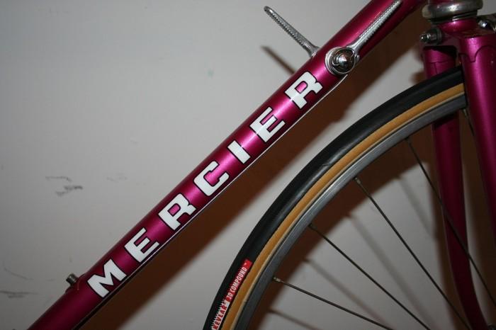 198x Mercier Service Des Courses