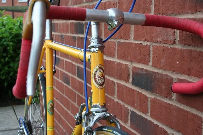 1950s Bartali Racing Bike