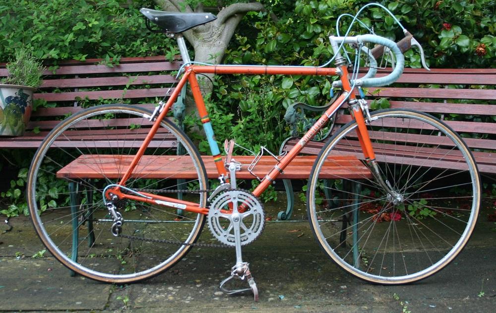 1954 Stella Tour De France Model Bicycle