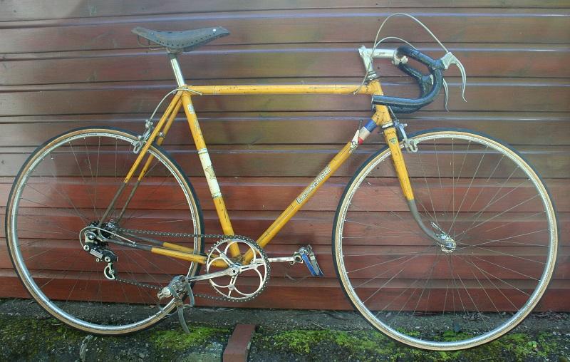 1955 Louison Bobet Tour De France Bicycle | Classic Factory
